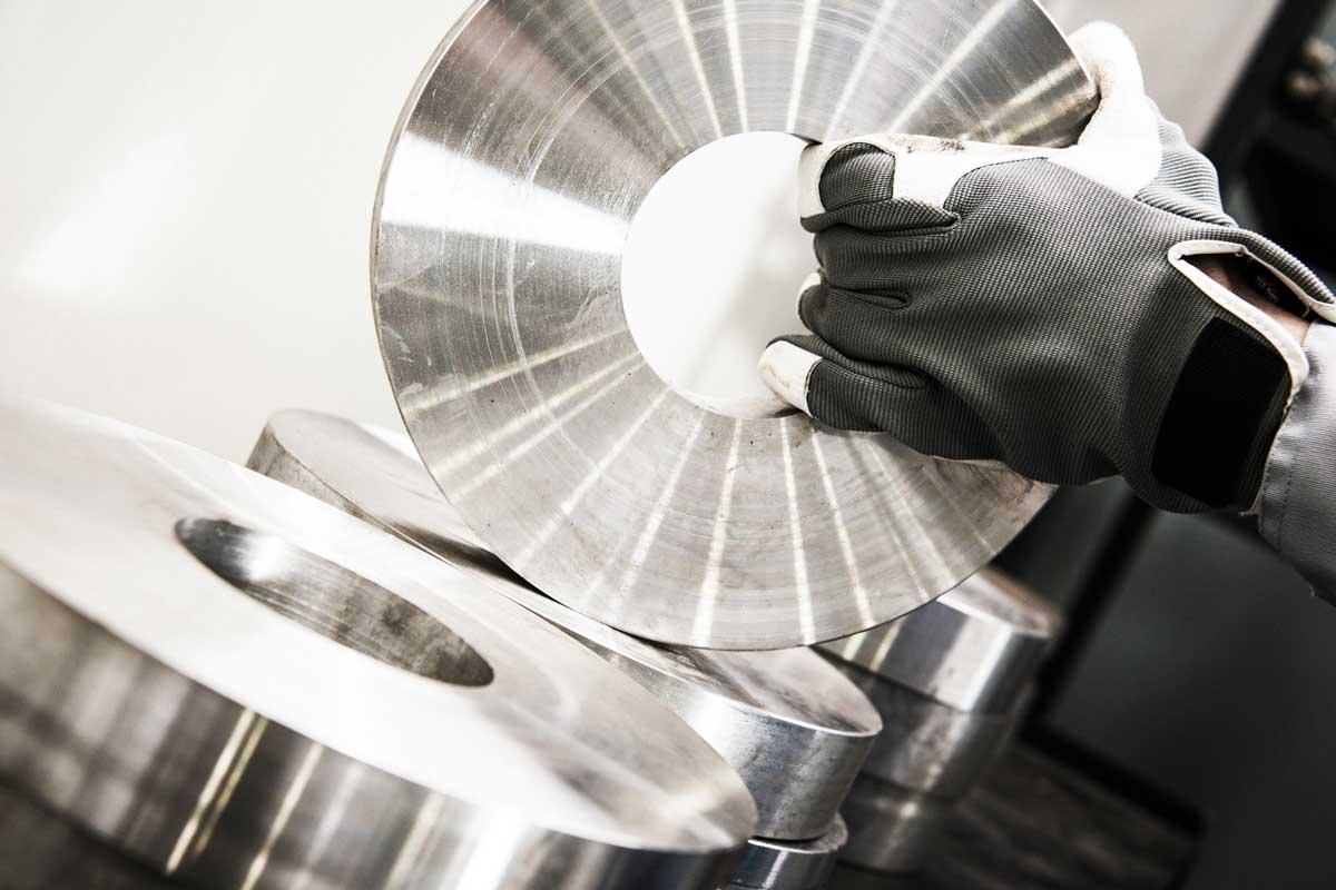 Comercializadora de acero siderúrgico inscrito al padrón sectorial